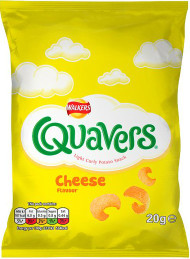 Quavers 21g - 12 Pack