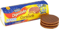Mcvities Chocolate Caramel Digestives 300g Pack of 3