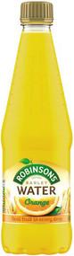 Robinsons Orange Barley Water 850ml 3 Pack