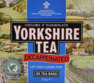 Yorkshire Tea Decaf 80 Pack
