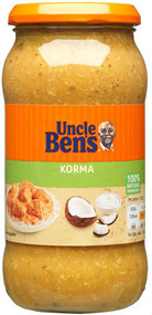 Uncle Bens Korma Curry Sauce - 500g