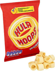 Hula Hoops Original 43g - Case of 48