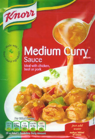 Knorr Medium Curry Sauce Mix 42g