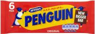 McVities Penguin - 6 pack