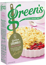 Greens Crumble Mix 280g
