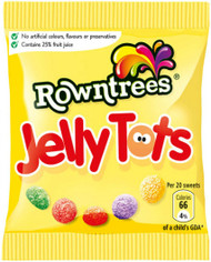Jelly Tots Bag 43g (Best Before March 31st 2018)