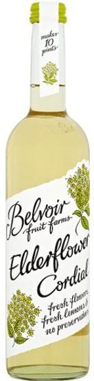 Belvoir Elderflower Cordial 500ml
