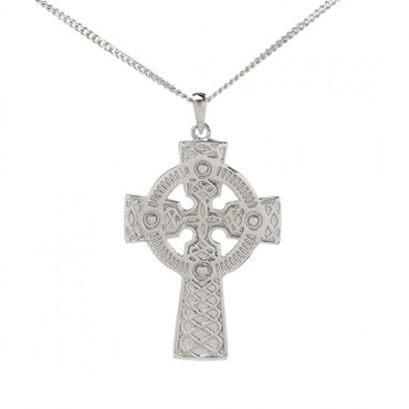 Double Sided Cross And Chain