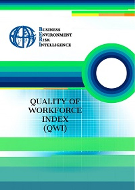 Quality of Workforce Index (QWI)