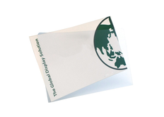 """Sign Protector - Open on three Sides - 8.5""""w x 5.5""""h"""