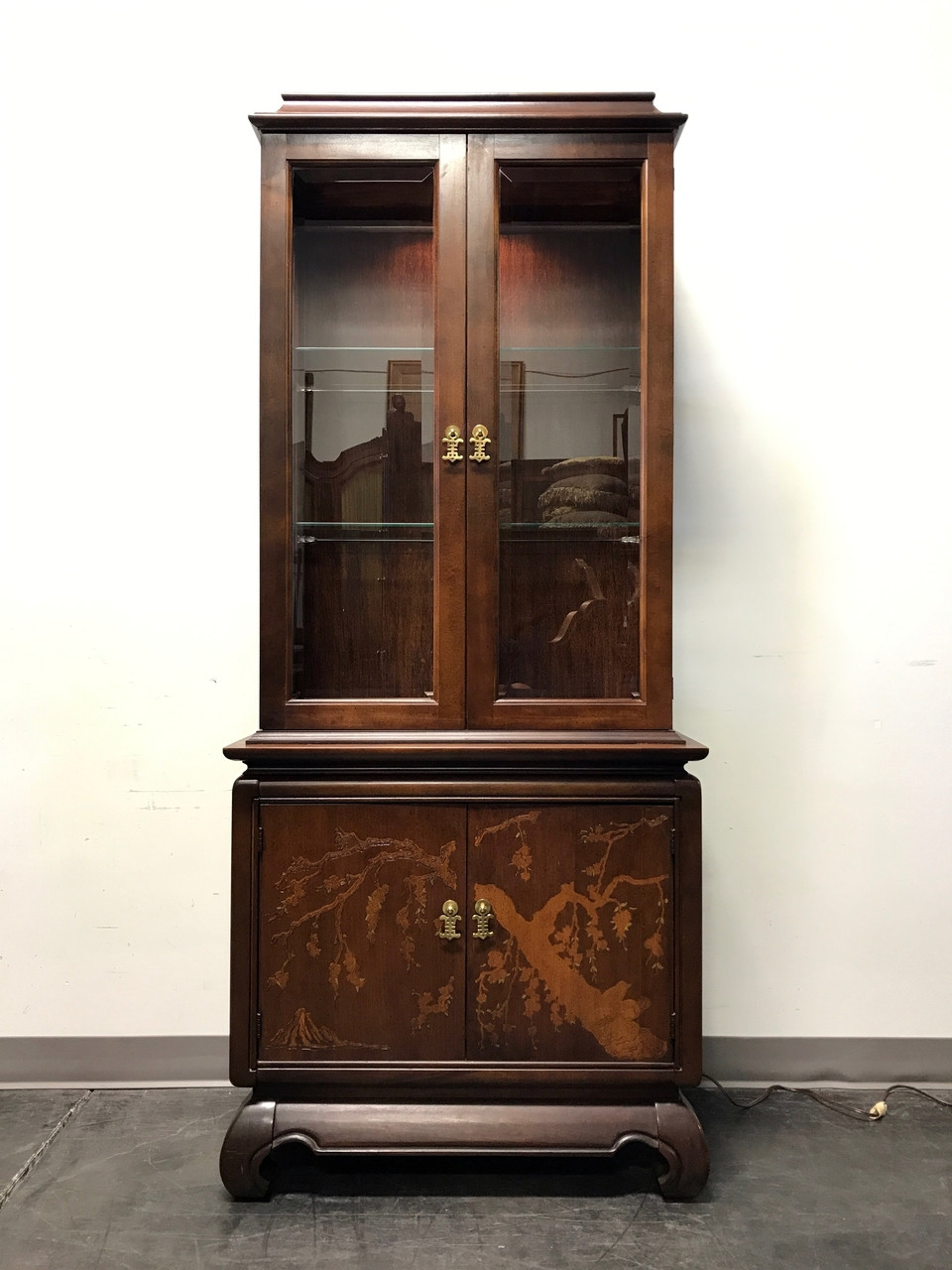 Broyhill China Cabinet Hardware Cabinets Matttroy