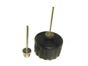 Hose Adapter w/ Fill Needle and Extra Fill Needle