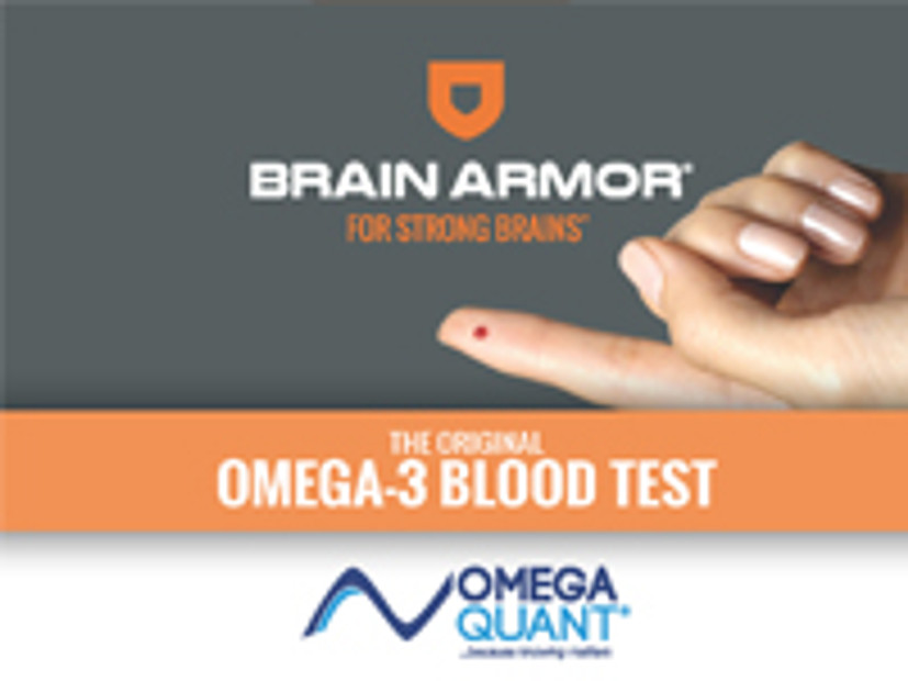 Brain Armor Now Offering Omega-3 and Trans Fat Index Profiling