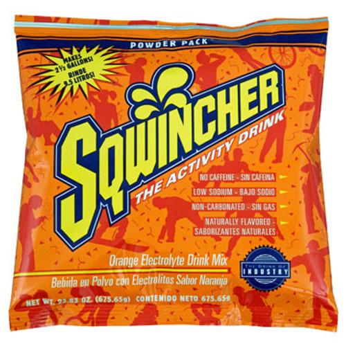 SQ 016041-OR 2.5 Gallon Powder Mix With Sugar Orange