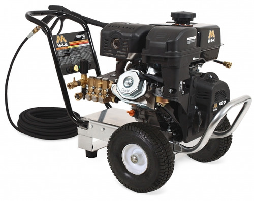MI CM-4000-1MMB 4000 PSI Pressure Washer - Cold Water