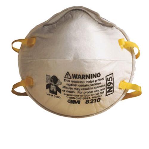 ERB-13515 3M Particulate Respirator N95, Box of 20