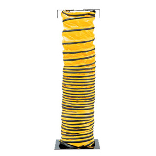 PS 9500-15 8'' x 15' Standard Hose with Cuff & Strap