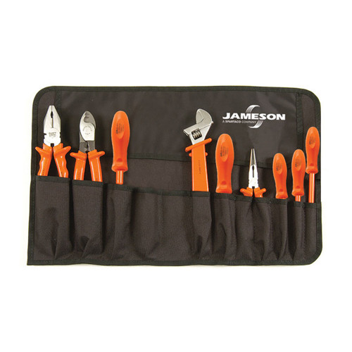 1000V General Purpose Insulated Tool Set, 9-Piece