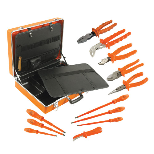1000V General Utility Insulated Tool Set, 12-Piece