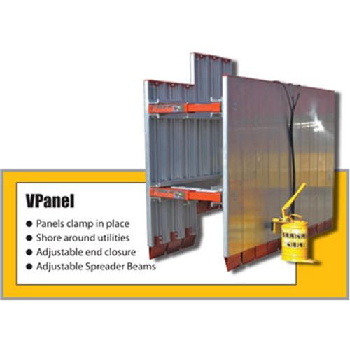 VPanel01 VPanel Trench Shoring System