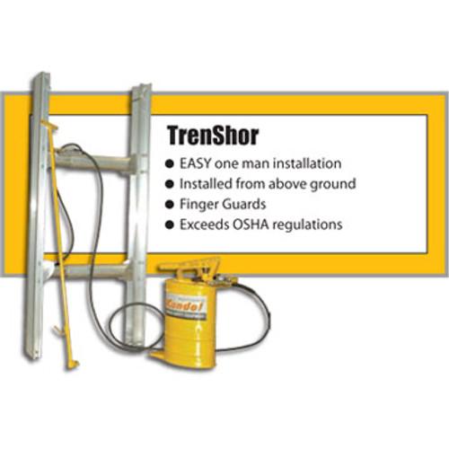 TrenShor01 TrenShor Trench Shoring System