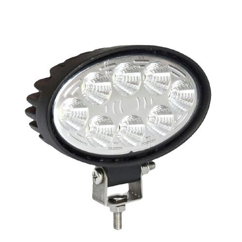 18-watt JLite LED Equipment Light, Flood Beam