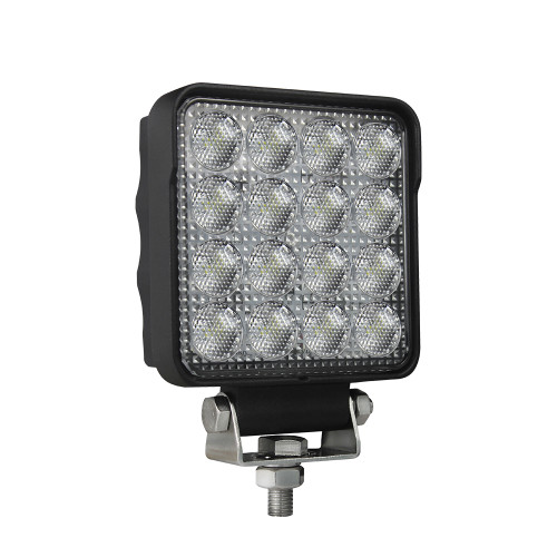 28-watt JLite LED Equipment Light, Wide Beam