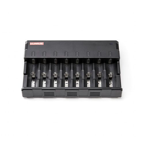 Klarus C8 8-Bay Universal Battery Charger