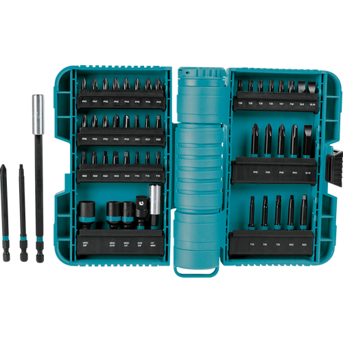 Makita A-98348  ImpactX™ 50 Pc. Driver Bit Set