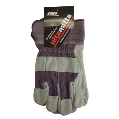 GL 7532-L Leather Glove Safety Cuff