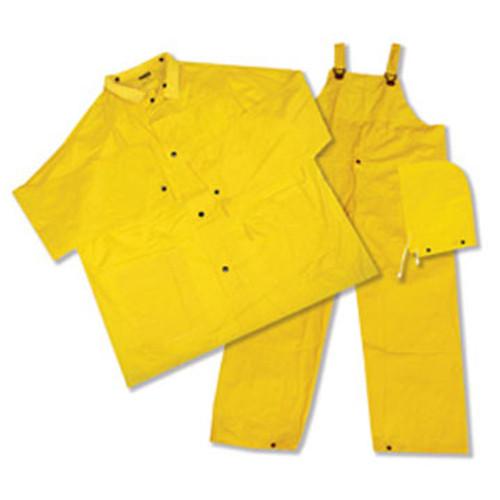 ERB-14300 Rain Suit 3 piece Medium