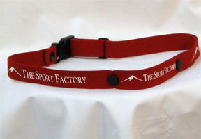 Sport Factory Race Number Belt