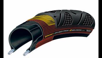 Continental GP 4 Season Black Edition Pair 700x25