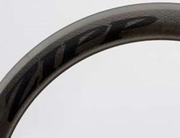 Zipp Matte Black Decal Kit for zipp wheels