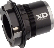 SRAM XD Driver Body 11 and 12 Speed Freehub Body with Bearings for X.0 hubs, Roam 30 and 40 Wheels, Rail XX and 40 wheels