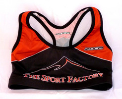 Zoca Womens Action Sports Bra