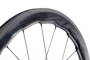 Zipp 454 NSW Carbon Clincher closeup sport factory