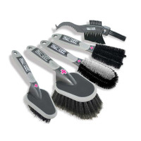 Muc Off 5 Piece Bicycle Cleaning Brush Set