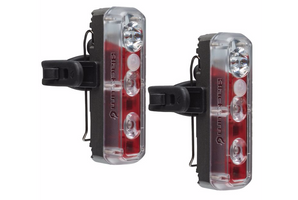 Blackburn 2'Fer XL Front/Rear USB Rechargeable Lights sport factory