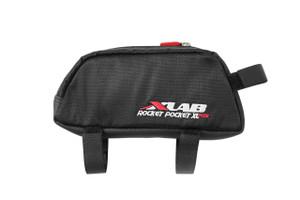 XLab Rocket Pocket XL Plus Frame Bag Black