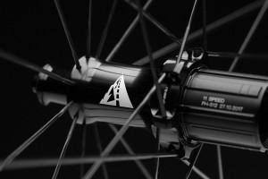Profile 58 Twenty Four ii Carbon Clincher Wheels and Wheelsets rear hub