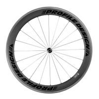 Profile 58 Twenty Four ii Carbon Clincher front Wheel