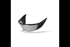 Giro Vanquish Replacement Eye Shield lens clear silver flash original oem