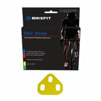 BikeFit 8 Pack Look Wedges 3-Hole