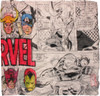 Avengers Comic Pages Infinity Scarf