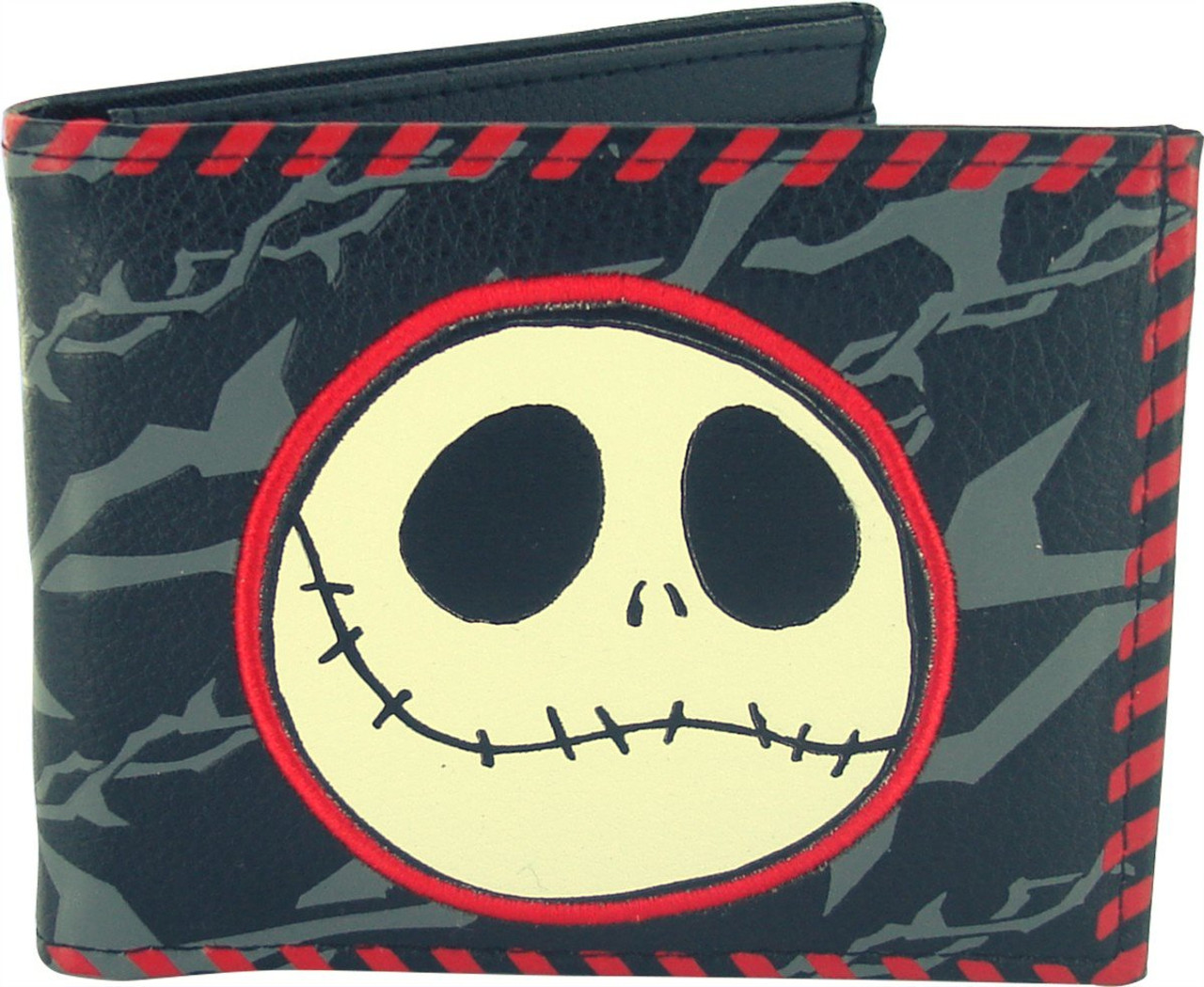 Nightmare Before Christmas Jack Bifold Wallet
