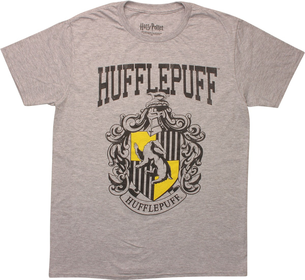 harry potter hufflepuff insignia t shirt. Black Bedroom Furniture Sets. Home Design Ideas