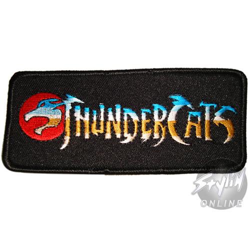 Thundercats Logo Patch