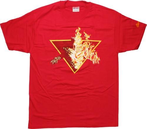 Earth X Cursed T-Shirt