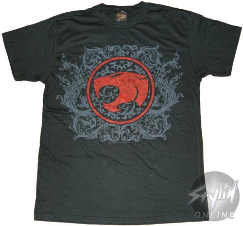 Thundercats Ornate T-Shirt Sheer